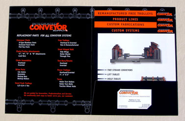 Folder for Conveyor Supply