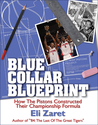 Cover Image: Blue Collar Bluepring