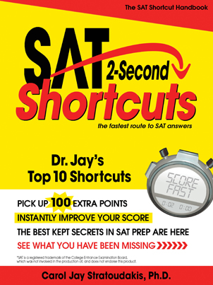 Cover Image: SAT Shortcuts