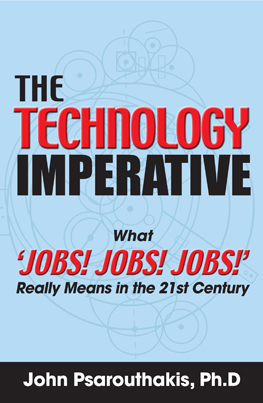 Cover Image: The Technology Imperative