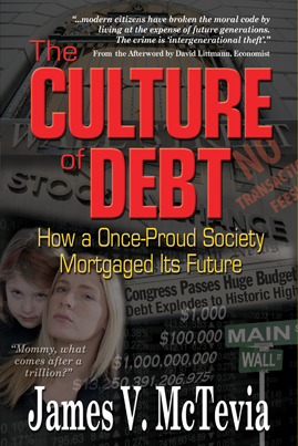 Cover Image: Culture of Debt